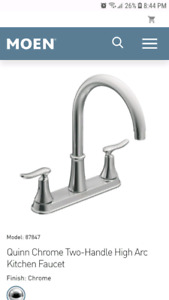 Brand new still the box kitchen faucet
