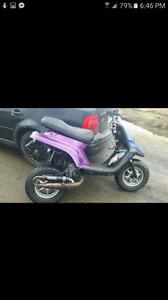 Bwsr 80 cc