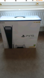 PS5 DISK EDITION BRAND NEW SEALED