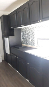 Newly renovated fifth wheel rv travel trailer camper