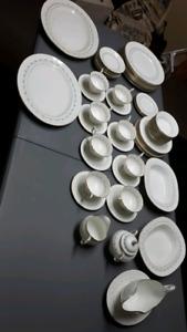 Coalport China dinnerware
