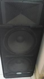 Speaker 1200w