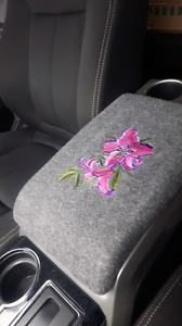 Custom Vehicle Console Covers