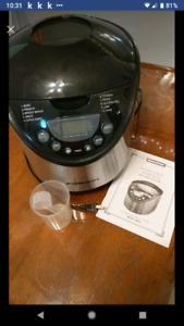 Breadman Pro TR875 Bread Maker Machine