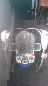 Fisherprice Baby Swing With Remote