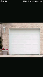 Wanted - used metal garage door panels & ...