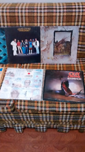 Classic rock albums -50 for lot-