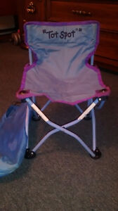 Foldable Tots Chair St. John's Newfoundland image 1
