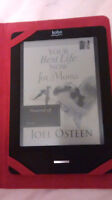 Kobo ereader in brand new condition with case