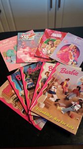 Barbie Books!