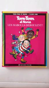 TOM-TOM ET NANA, bande dessinée, 5$ chaque