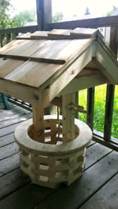 ~~~Wishing Well~~~ Ready for personal touch~~~