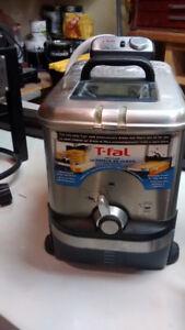 T-Fal Stainless Steel Deep Fryer