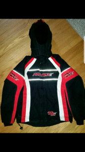 Youth PROMAX Snowmobile Jacket with Removable Hood FLOTEX
