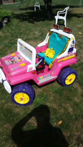 TOY JEEP FOR GIRLS