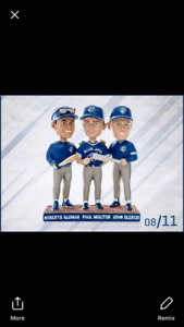 Blue Jays 1993 World Series trio bobblehead