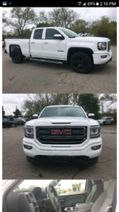 2017 GMC Sierra 1500 4x4 under 13k kms