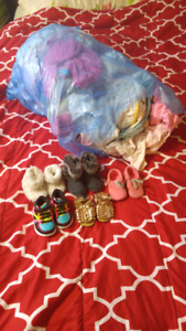0-3 month babygirl clothing lot