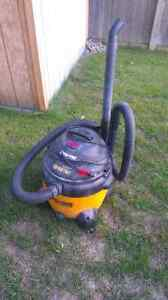 Ultra Dry/Wet Shop Vac 60.5 litre