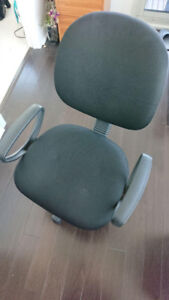 Moving Computer/Desk Chair - Adjustable Height- $20 OBO