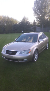2006 Hyundai Sonata GLS command start