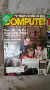 Vintage Compute! Magazines