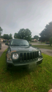 2009 Jeep Patriot!