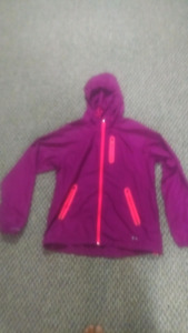 Under Armour hooded spring jacket