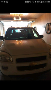 2009 chevy uplander (wheel chair accessible)