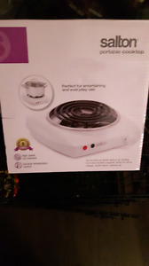 Portable hot plate