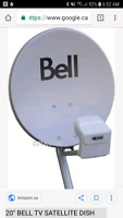 Bell sat repairs installs and remotes