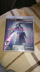 Final Fantasy XIV *online only* PS3