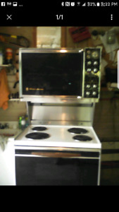 Looking for double oven