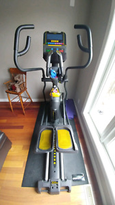 Elliptical Livestrong LS13.0E for sale
