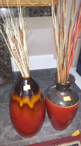Beautiful Deco Vases For Sale. I HAVE 2