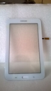"Replacement screen for 7"" samsung tablet"