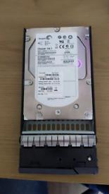Seagate 600GB 15K 3.5inch SAS HDD