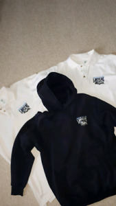UCC st-shirt and sweater