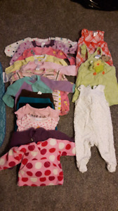 6 month girl assorted clothes