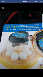 Brinsea mini 2 advanced