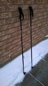 Carbon Fibre Cross Country Ski Poles Brand New