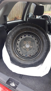 205/65/R15 tires with Rims