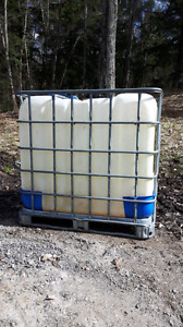100 + gallon water storage container