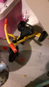 Kids Tonka bike