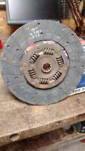 Ford Mustang Clutch Plate,NOS, Organic,part#VL-1142-1