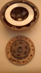 MG Austin Mini Clutch & Pressure Plate