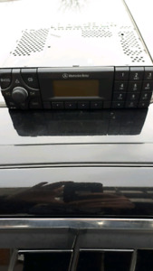 Stereo for car Mercedes C class