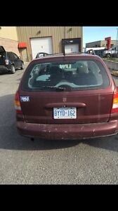 2000 Saturn LW1 Wagon great delivery car