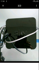 Sky router for sale Good condition