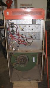 Fournaise électrique Lincoln Barriere 20kw